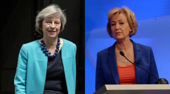 theresa-may-andrea-leadsom-conservative-tory-party-leadership